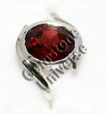 Red Garnet-Superior Ruby Alternative!