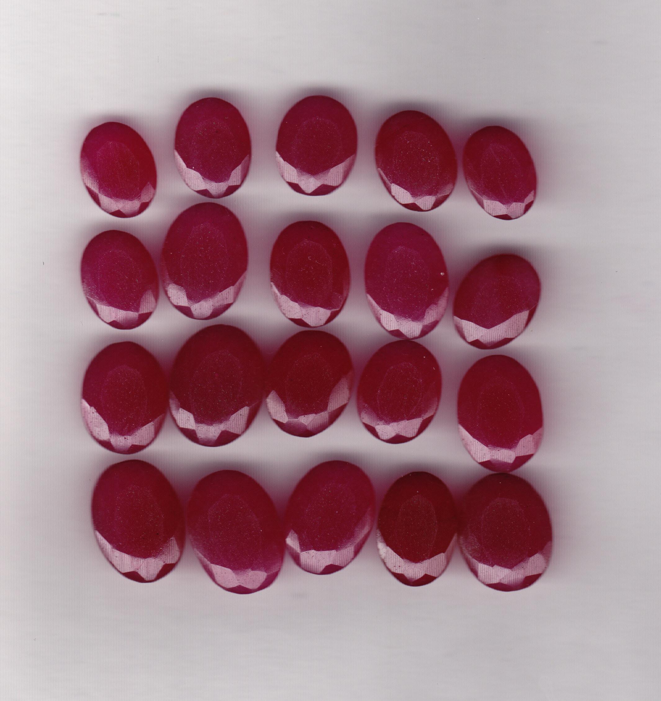 Bluff Ruby Stones Fake Ruby Stones Fake Rubies