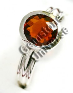Hessonite of 3.04 cts Gemstoneuniverse.com 2891a