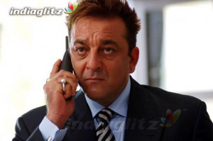 Sanjay Dutt in a still from the recently released Kidnap. See his Natural Pearl and Yellow Sapphire.Gemstoneuniverse.com
