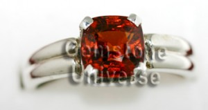 Natural Hessonite of 2.51 cts Gemstoneuniverse.com 2920a