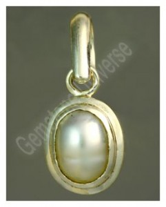Natural Pearl -The gemstone of Moon. Natural, All Nacre, Certified Natural Pearl with Radiography report-Gemstoneuniverse.com