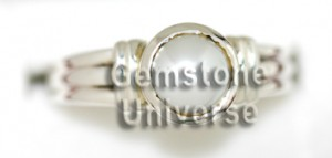 Huge Natural Pearl of 3.57 carats from the Gemstoneuniverse.com collection of fine Jyotish Gemstones