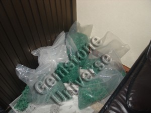 19.42 Kgs of Colombian Muzo Mine Emerald rough-Gemstoneuniverse.com