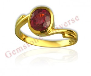 Natural Untreated Burma Ruby of 1.60 ct Gemstoneuniverse.com