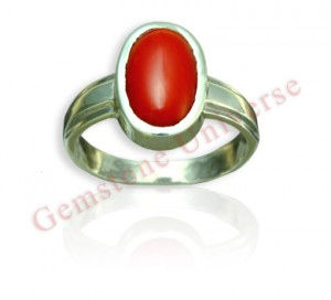 Natural Japanese Red Coral of 5.80 carats Gemstoneuniverse.com 09080808580RC