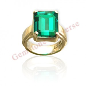 Natural Untreated Muzo Mine Colombian Emerald of 7.85 ct Gemstoneuniverse.com