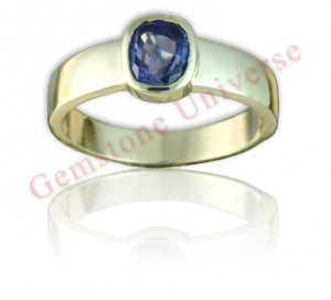 Natural Unheated Ceylon Blue Sapphire of 2.06 cts Gemstoneuniverse.com