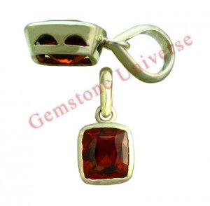 Natural Untreated Ceylonese Hessonite of 3.96 carats Gemstoneuniverse.com GU0410396HE