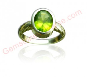 Natural Untreated Pakistan Peridot of 2.65 Carats Gemstoneuniverse.com
