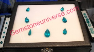 Pear Shaped Natural Emeralds-Gemstoneuniverse.com