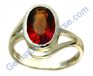 Natual Untreated Ceylonese Hessonite of 4.53 carats Gemstoneuniverse.com