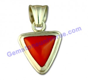 Natural Italian Red Coral of 4.65 Carats Gemstoneuniverse.com