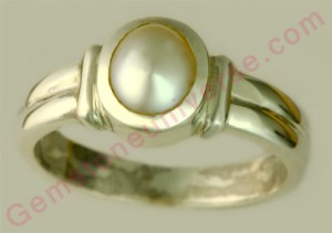 Natural Pearl of  2.07 carats.Gemstoneuniverse.com