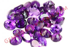 New Lot of Fully Natural African Amethyst-Gemstoneuniverse.com