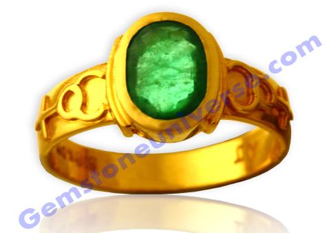 Natural Brazil Emerald 1.87carats Gemstoneuniverse.com