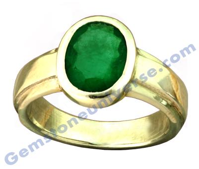 Natural Brazil Emerald 2.20carats Gemstoneuniverse.com
