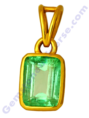 Natural Colombia Emerald 1.12carats Gemstoneuniverse.com