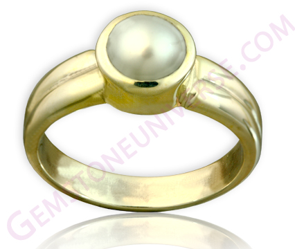 Natural Pearl of 2.06 carats.Gemstoneuniverse.com