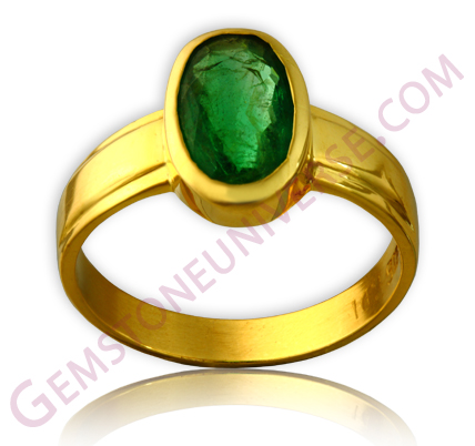 Natural Unenhanced Zambian Emerald of 2.22carats Gemstoneuniverse.com