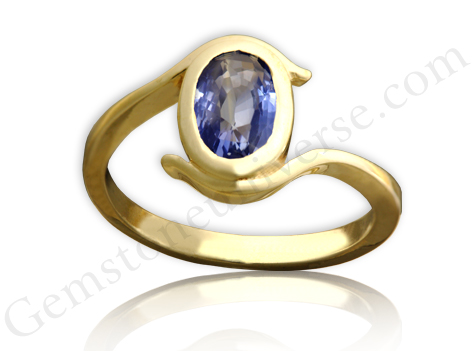 Natural Untreated Blue Sapphire of 2.39 Carats Gemstoneuniverse.com