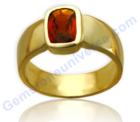 Natural Untreated Ceylonese Hessonite of 3.01 carats Gemstoneuniverse.com