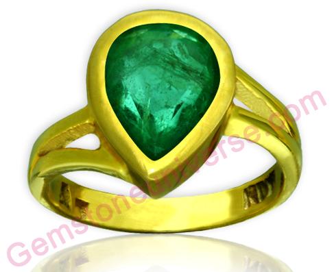 Natural Zambia Emerald 2.22 carats Gemstoneuniverse.com