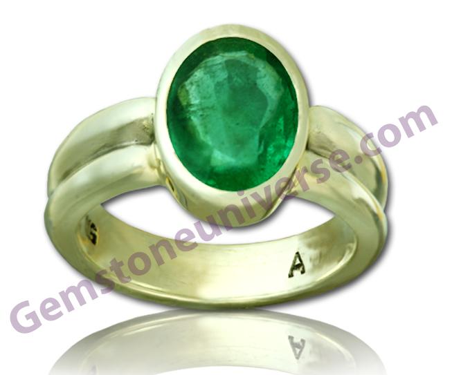 Natural Zambia Emerald 2.35 carats Gemstoneuniverse.com