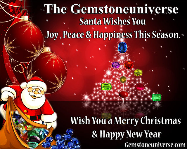 Gemstoneuniversesanta-Gemstoneuniverse Santa with his bag full of precious Gems