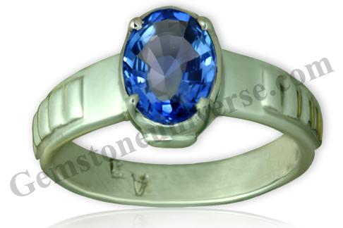 Natural Blue Sapphire 2.09carats Gemstoneuniverse.com