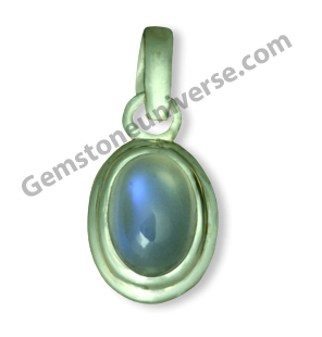 Natural Blue Sheen MoonStone of 2.17 Carats