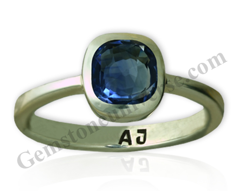 Natural Unheated Blue Sapphire of 2.68 Carats Gemstoneuniverse.com