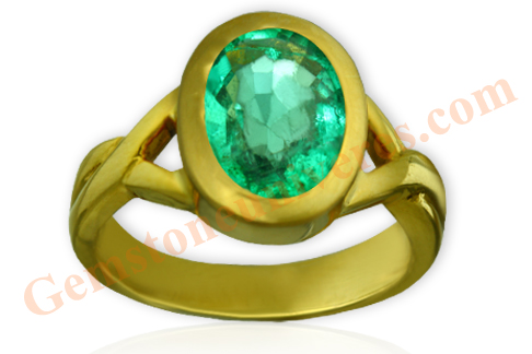 Zambian Emerald 2.20carats Gemstoneuniverse