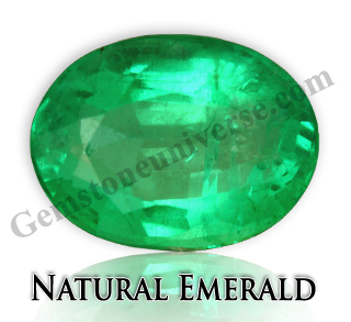 Emerald The Gem of Mercury is sued for healing the Anahata Chakra