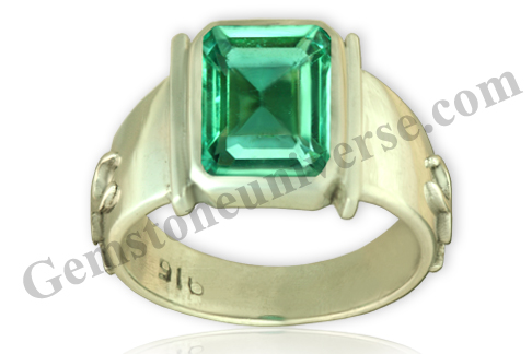 Natural Unenhanced Zambian Emerald  Gemstoneuniverse.com