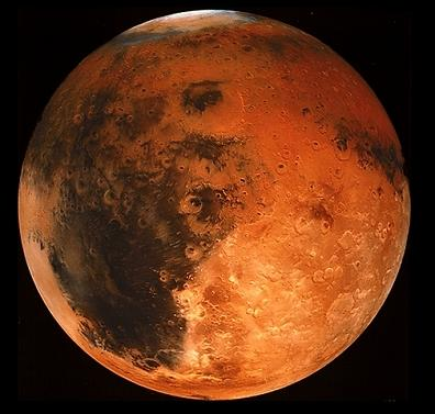 Mars-The Red Planet,The sages gave mars Red Color without use of any modern equipment or satellite imagery!