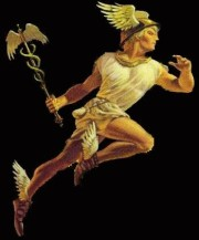 Hermes is God of Trade, Profit, Merchants and Travellers
