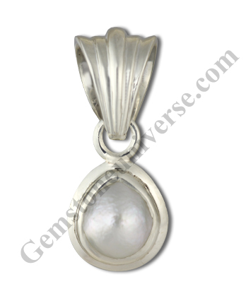 Natural Pearl of 2.47 carats Gemstoneuniverse.com
