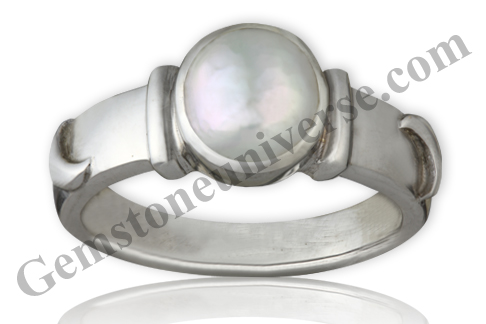 Natural Pearl of 3.30 carats Gemstoneuniverse.com