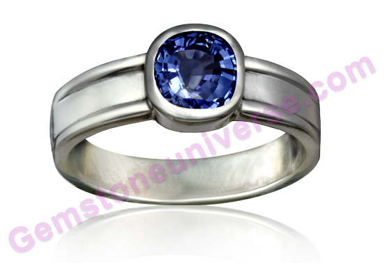 Jyotish Gem Stone Therapy Blue Sapphire-Neelam for Saturn-Shani Gemstoneuniverse.com