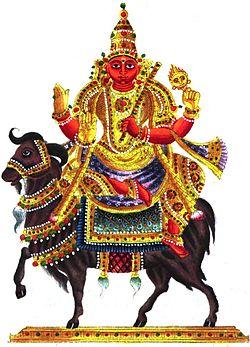 Lord Mangal - Angaraka