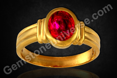Ruby Gems of royalty the Indian Astrology Gemstone for powers of Sun the july birthstone ruby
