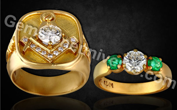 Signet Rings men signet ring and emerald diamond engagement ring the love of antique signet rings