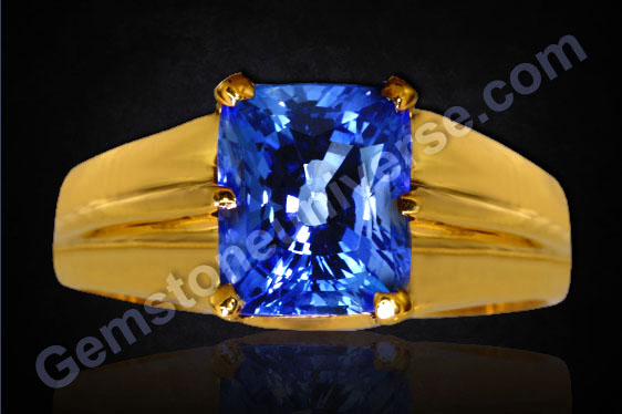 Blue Sapphire Astrology ring for Saturn-Vedic Astrology Gemstones
