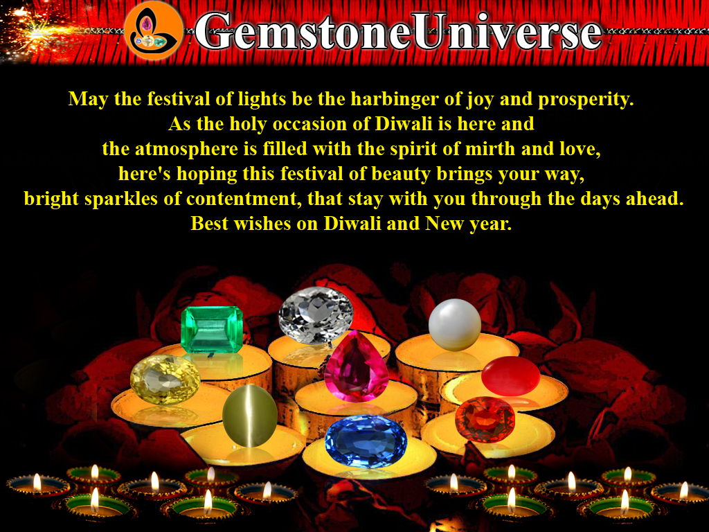Diwali at Gemstoneuniverse