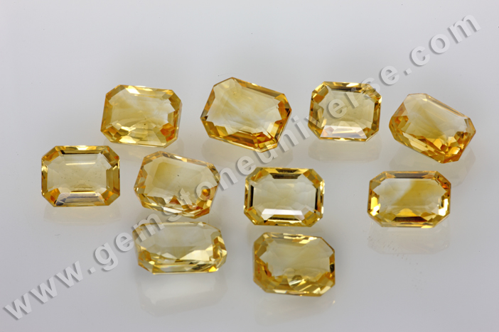 The best and the very rare Imperial topaz, meeting the jyotish criteria, sourced from the mines of Brazil is now available to you.
