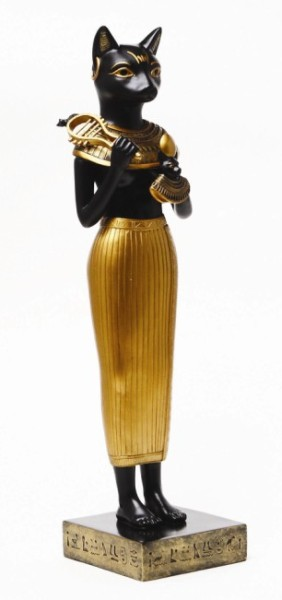 Bastet Egyptian Goddess