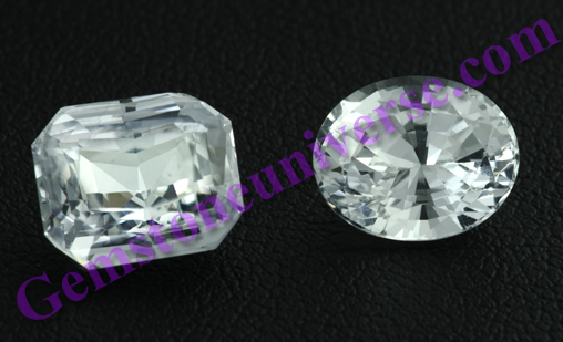 White Sapphires-Colorless Sapphire-The Gemstones of Venus
