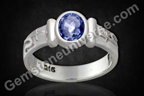 Natural Blue Sapphire of 2.04carats Gemstoneuniverse