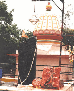 Shani Shingnapur Shrine near Shirdi